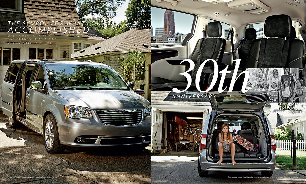 Chrysler Town And Country 2018 >> Chrylser Town and Country Family - Image Maker | Creative ...
