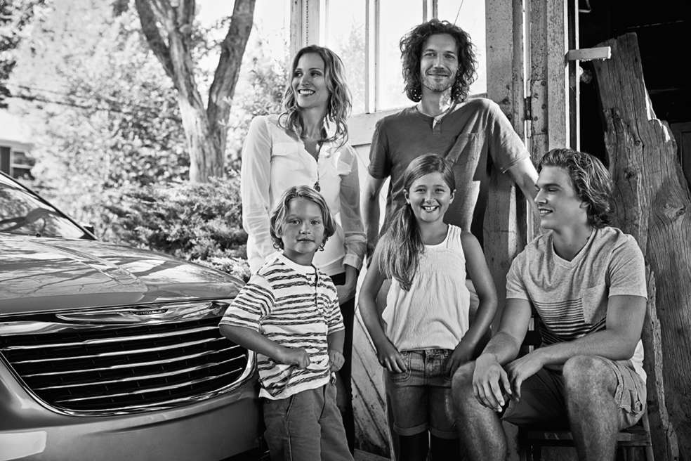 Chrylser Town and Country Family