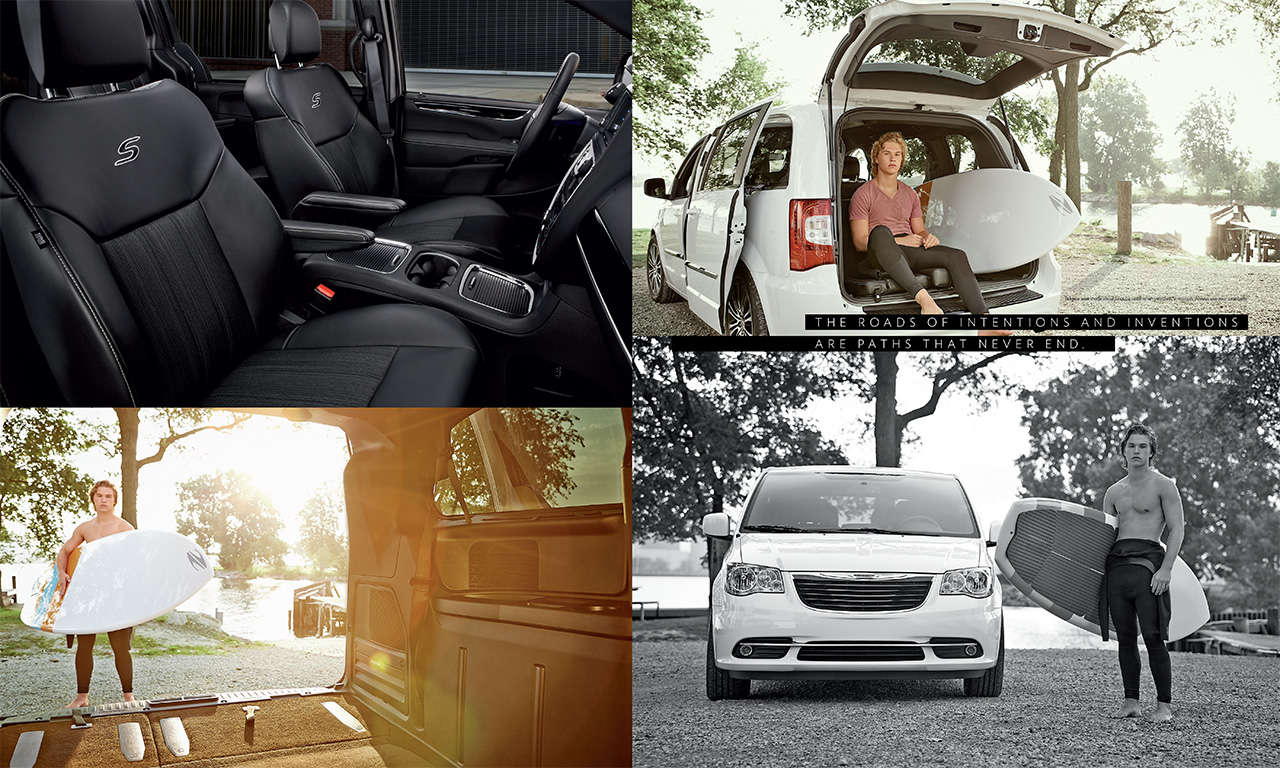 2014 Chrysler Town & Country Catalog