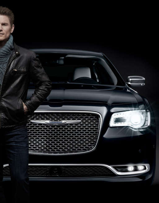 Chrysler 300 Catalog Cover