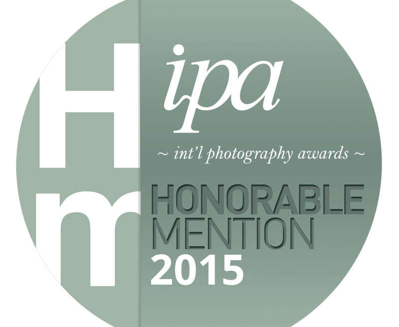 IPA International Photo Awards Honorable Mention