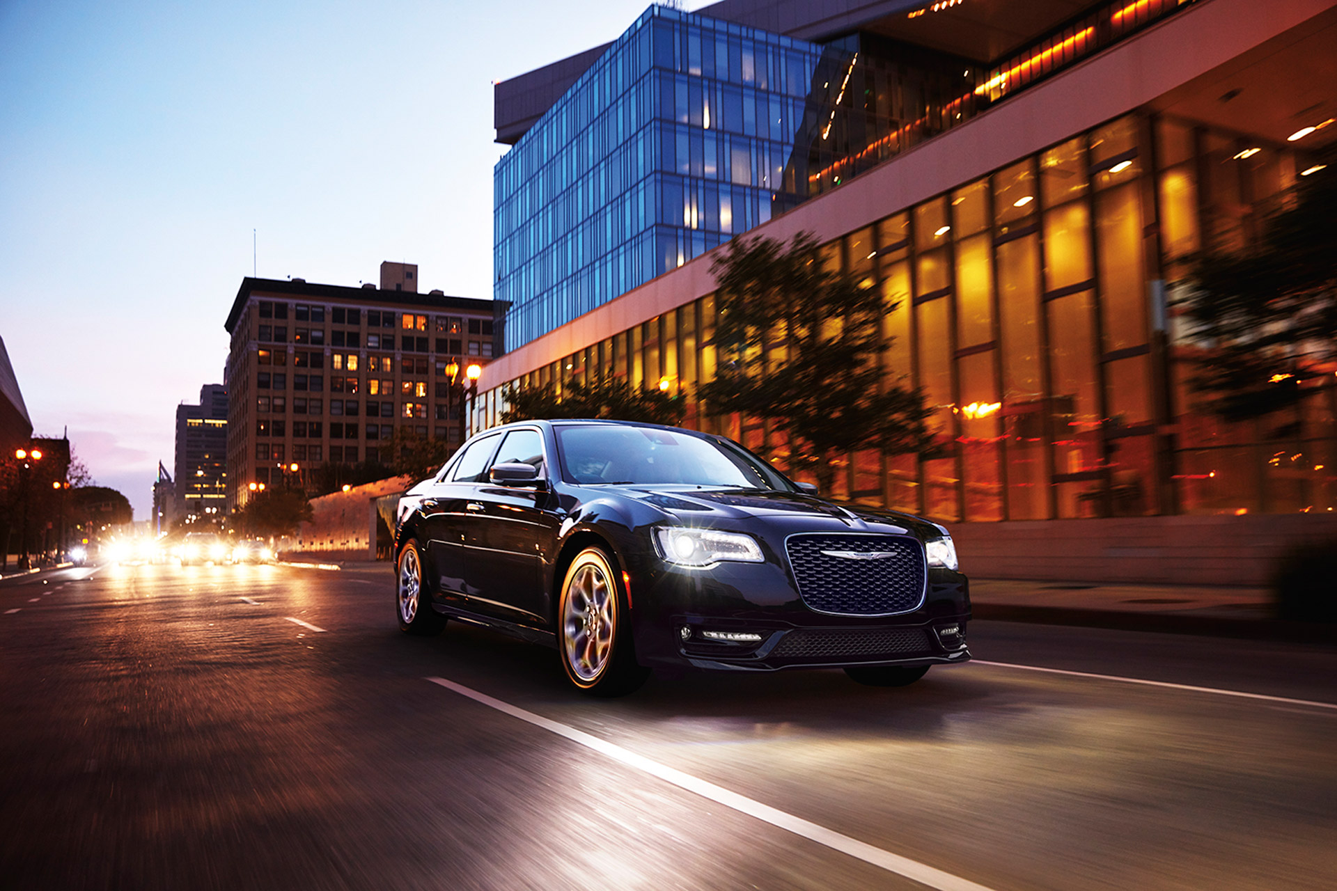 Chrysler 300 Lians Photography